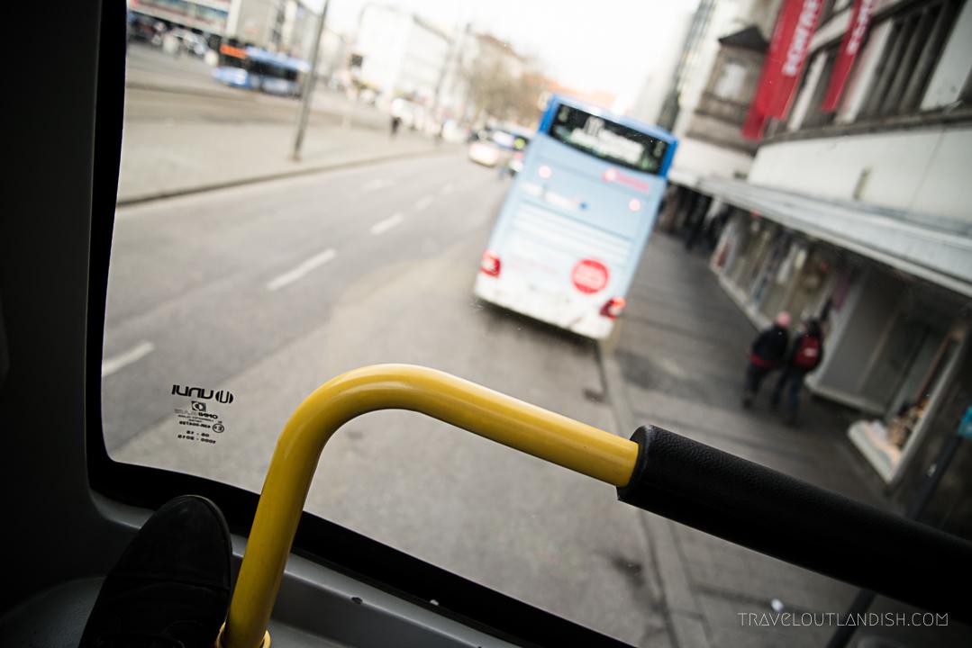 Munich Sightseeing Bus - Gray Line Munich