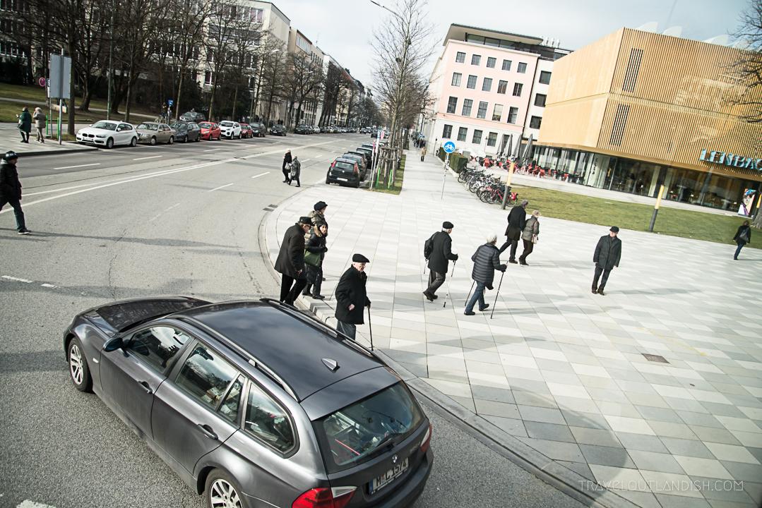 Munich Sightseeing Bus - Street Photograpy