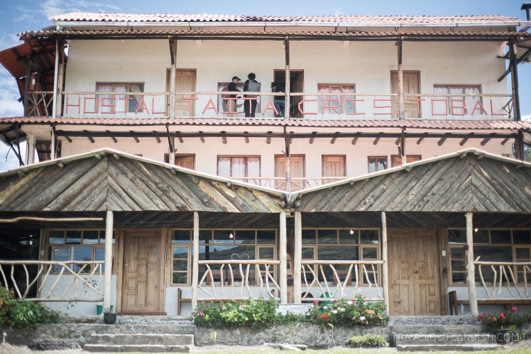 Hotels in Isinlivi - Hostal Taita Cristobal