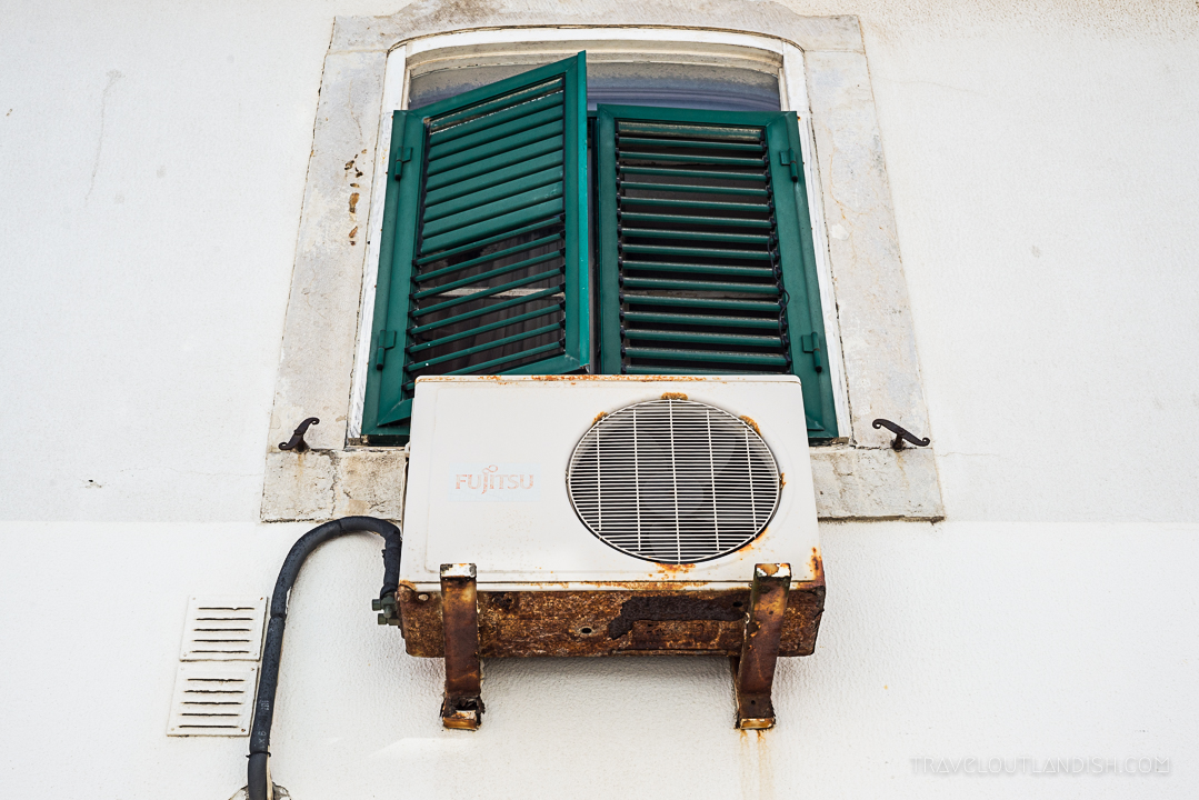 Street Photography - Air Conditioner