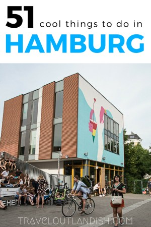 Want to experience all the cool things to do in Hamburg? From exploring Sternschanze, to hitting up the Fischmarkt, to exploring the city by boat, here are some of our recommendations for a trip to Hamburg!