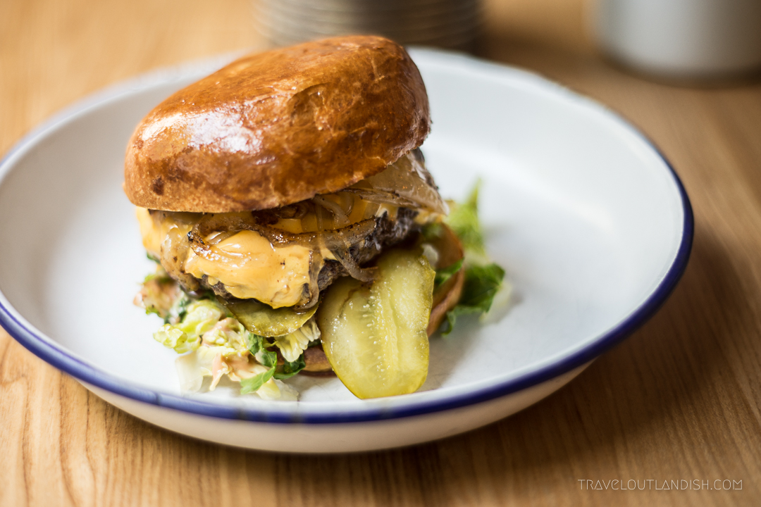 Cool Things to do in Hamburg - Otto's Burger