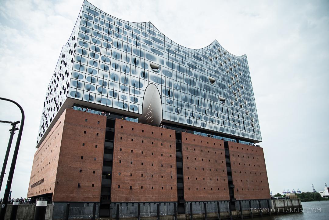 Cool Things to do in Hamburg - Elbphilharmonie