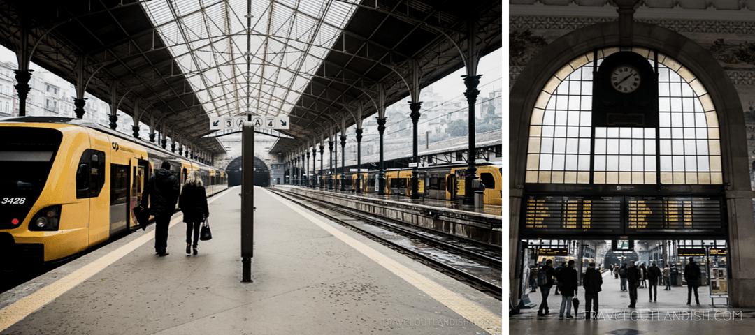 Fun Things to do in Porto - Sao Bento Railway Station