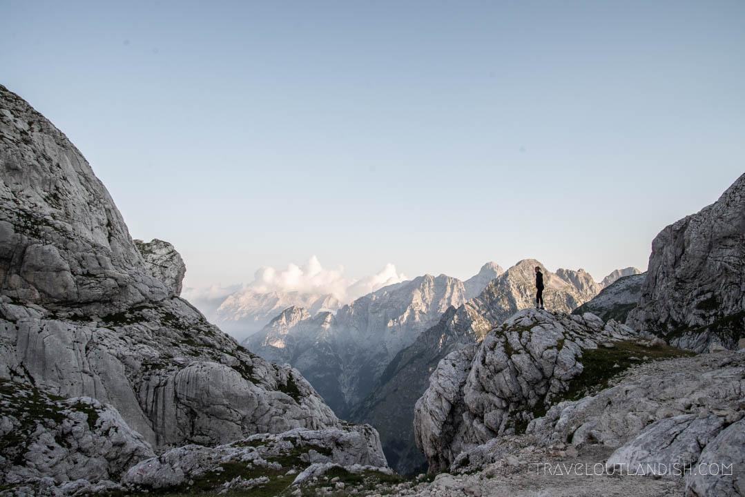 The Julian Alps - Trekking in Triglav
