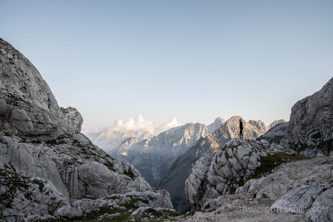 The Slovenian Mountain Trail is one of the least known treks in Europe, yet one with the most brilliant scenery