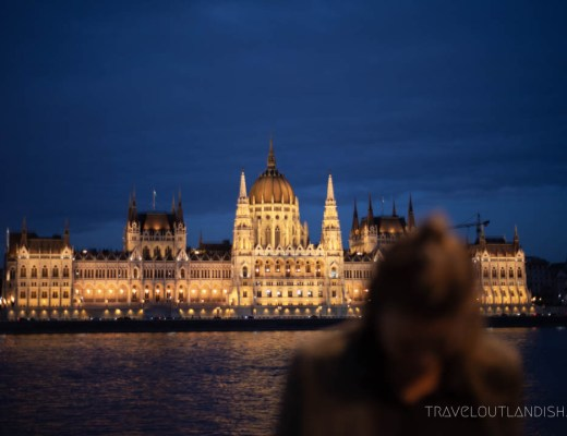 Unusual Things to do in Budapest - Parliament at Night