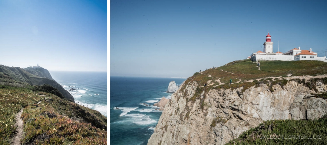 Photos of Portugal - Cabo da Roca