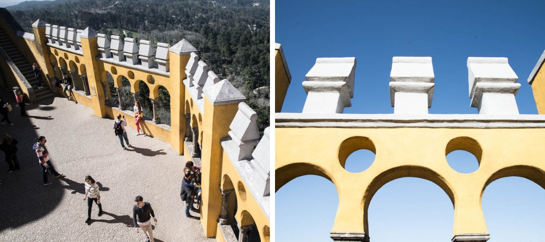 Photos of Portugal - Pena Palace