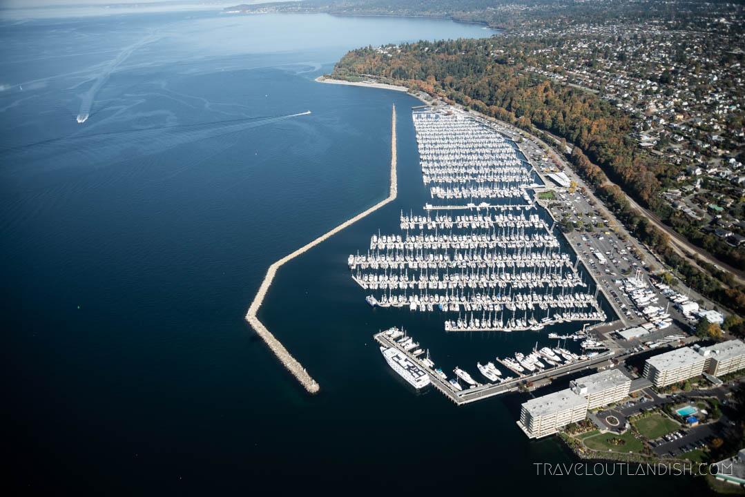 Seaplane Seattle - Harbor View in Seattle