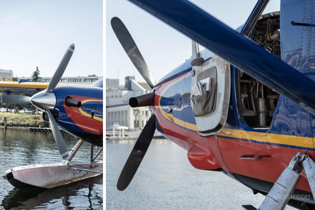 Seaplane Seattle - The Kenmore Air Seaplane