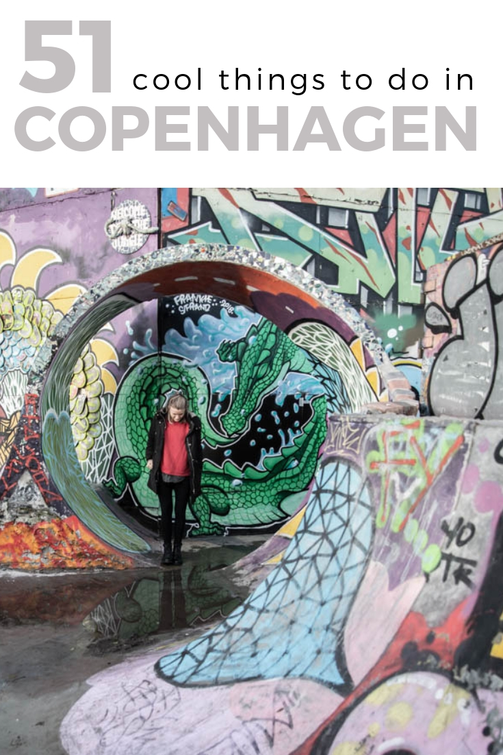 Looking for some unique, fun, non-touristy things to do in Copenhagen? From the best gin and tonic spot at TorvehallerneKBH to fun festivals to the best bike rides in Copenhagen, here are 51!