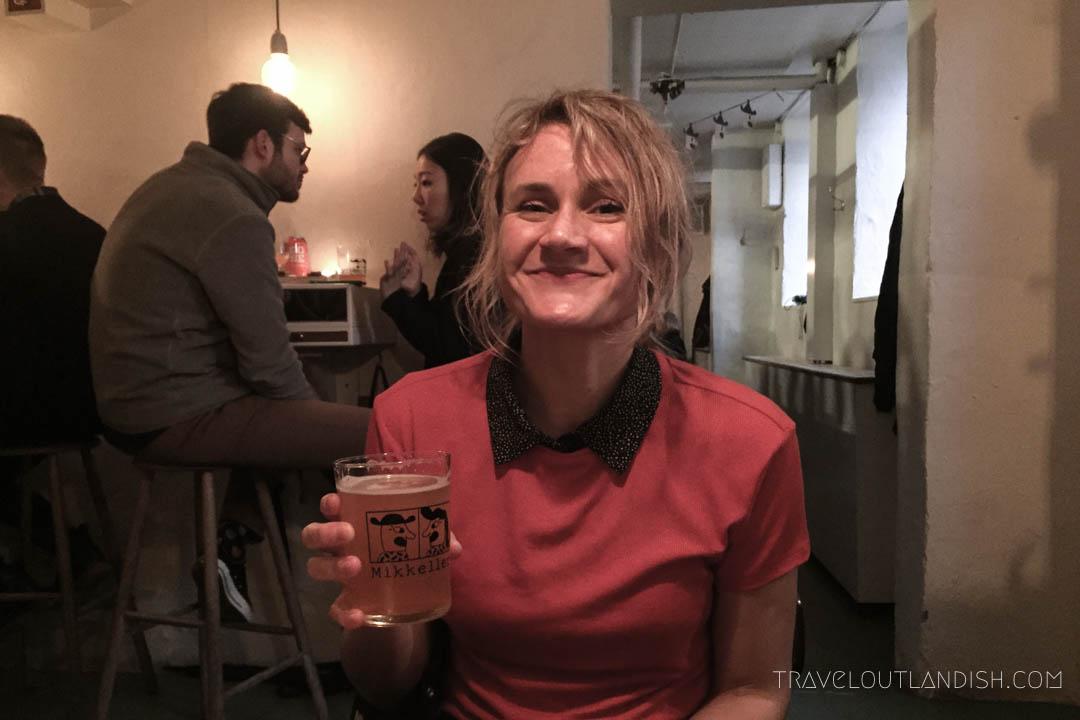 Fun Things to do in Copenhagen- Mikkeller Bar
