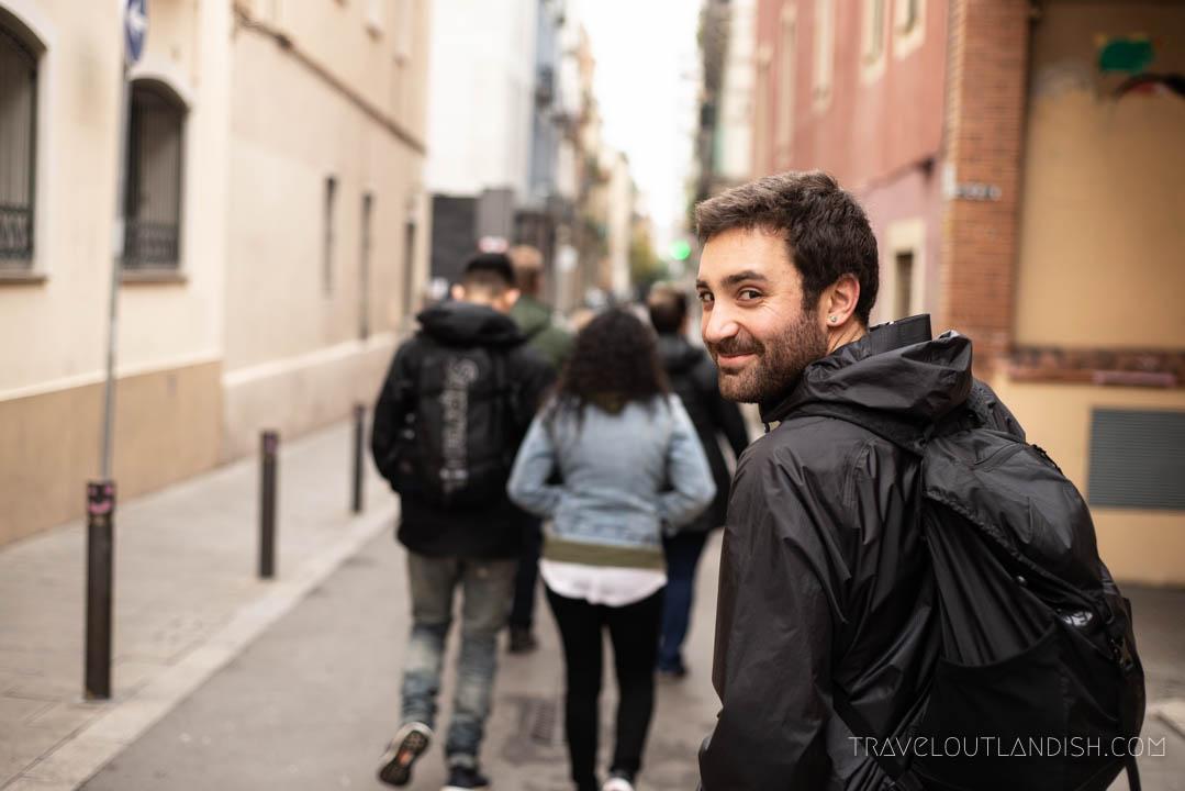 Street Food Barcelona