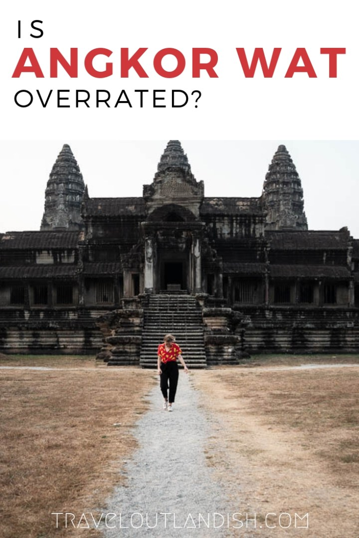If you're planning a trip to Cambodia, there's no doubt you've got Angkor Wat on your list. But is Angkor Wat overrated? Here's a look at what makes it awesome, why over tourism is killing Angkor Wat, and a couple of alternatives should you want a different kind of experience!