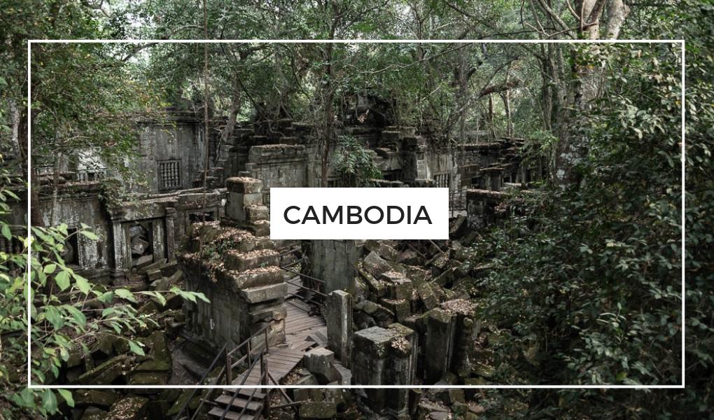 Destinations - Cambodia