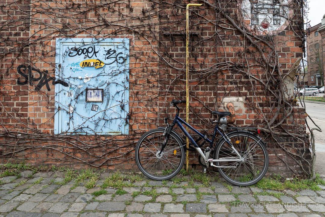 Bikes in Leipzig
