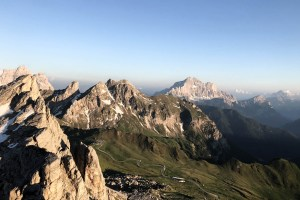 The Alta Via 1 in Italy