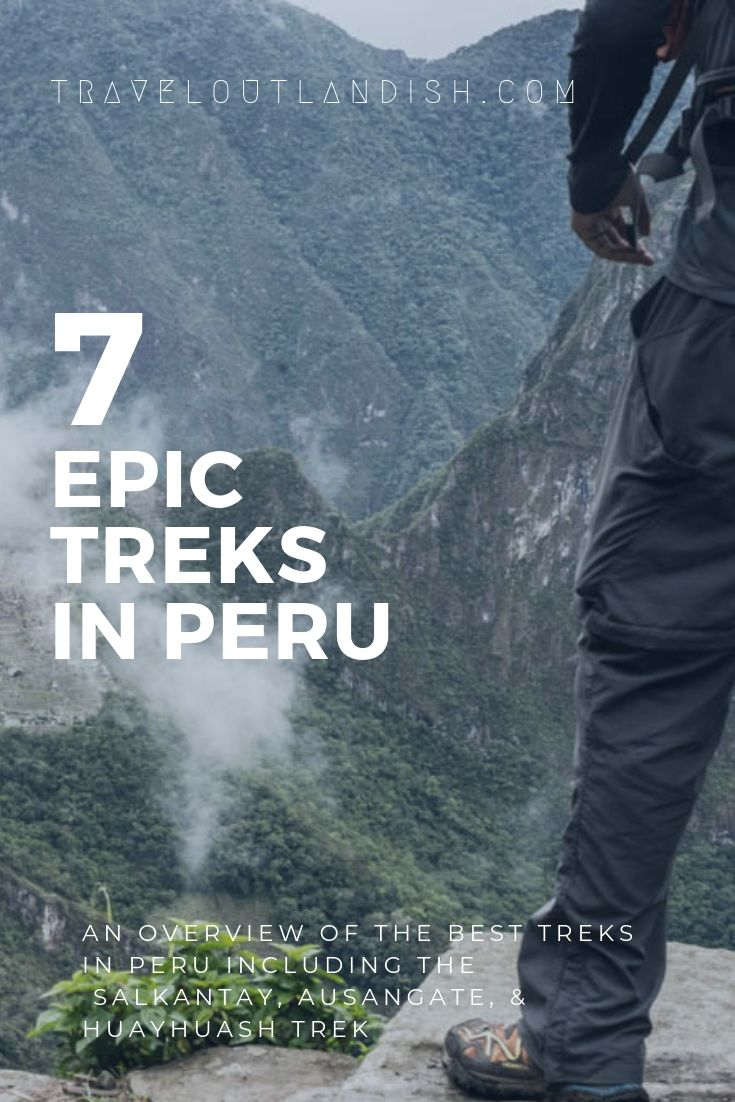 Why hike crowded trails when there are glacial hikes, hidden ruins, and summits to see? From Ausangate to the Salkantay, these are the 7 best treks in Peru.