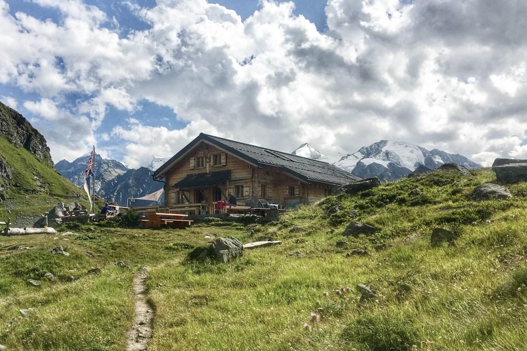 The Haute Route in Switzerland