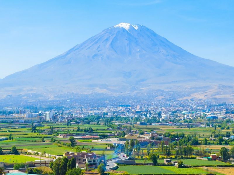 What to See in Arequipa, Peru