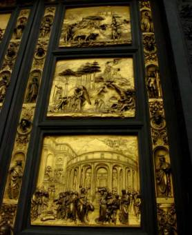 East doors, or Gates of Paradise