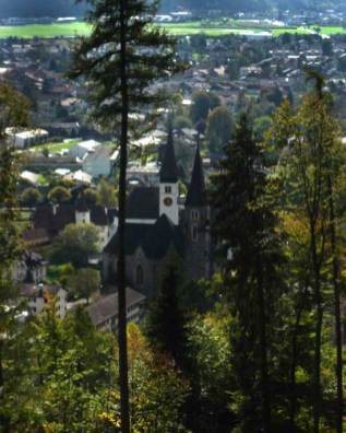 Interlaken steeples