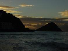 Sunset from Sebastian's On The Beach