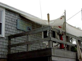 Cuttyhunk Yacht Club