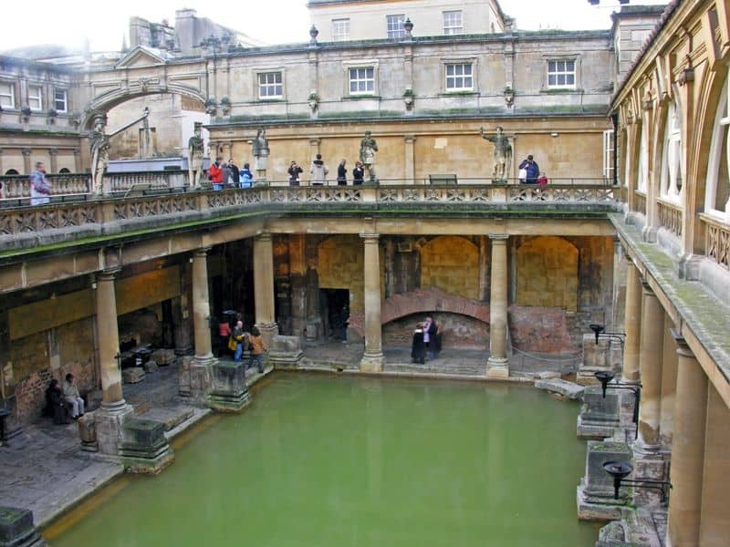 What There Do Bath England