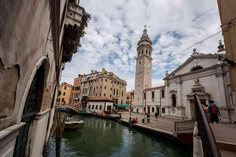 Campo and Church of Santa Maria Formosa - 2 days in Venice itinerary