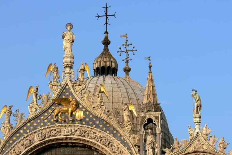 St Mark's Basilica in Venice - 2 days in Venice itinerary