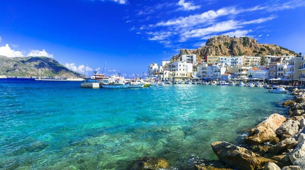 quiet greek islands to