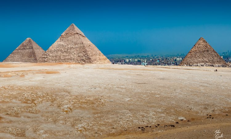 Cairo, Egypt © John Soule