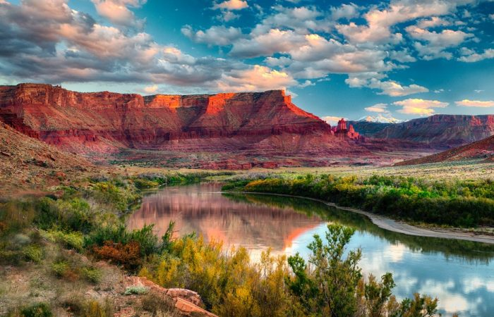 Colorado River, Utah © John Soule