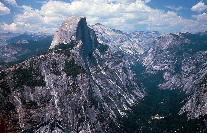 Half Dome Yosemite National Park, California © Len Rapoport