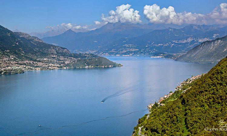 Lake Como, Italy © John Soule