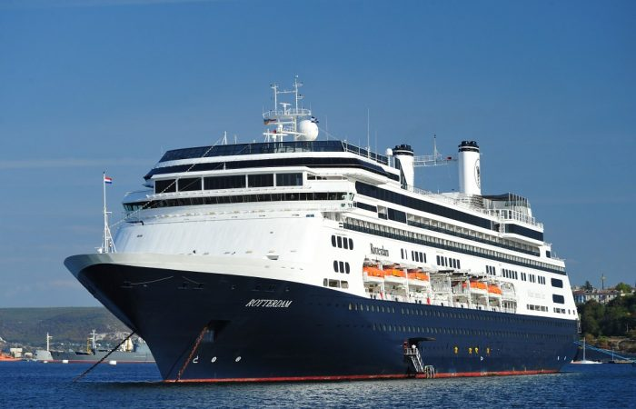 Holland America Line - MS Rotterdam