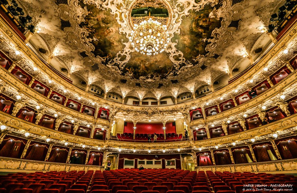 Prague,  State Opera