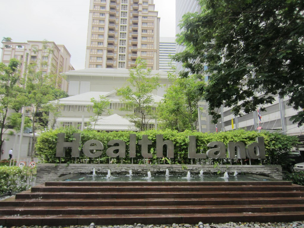 Health Land Spa & Massage | The GPS Gal's Penchant for Travelling