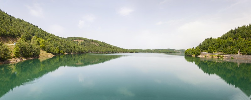 Best places to visit in Greece Number 5 - Lake Plastira