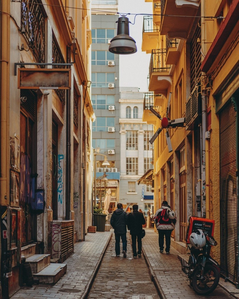 Street View Photo of Thessaloniki