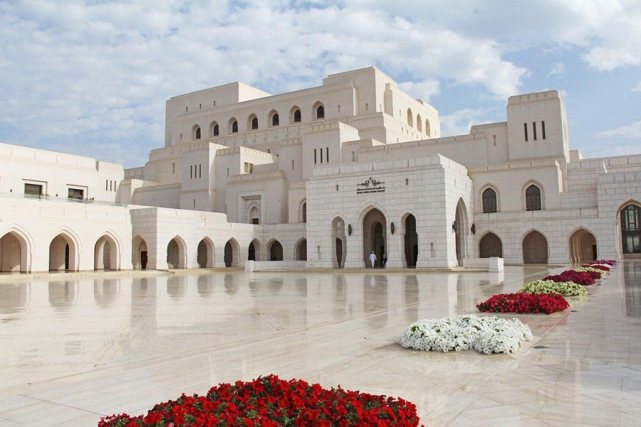 Things to do in Oman Number 1 - Experience culture at Royal Opera House
