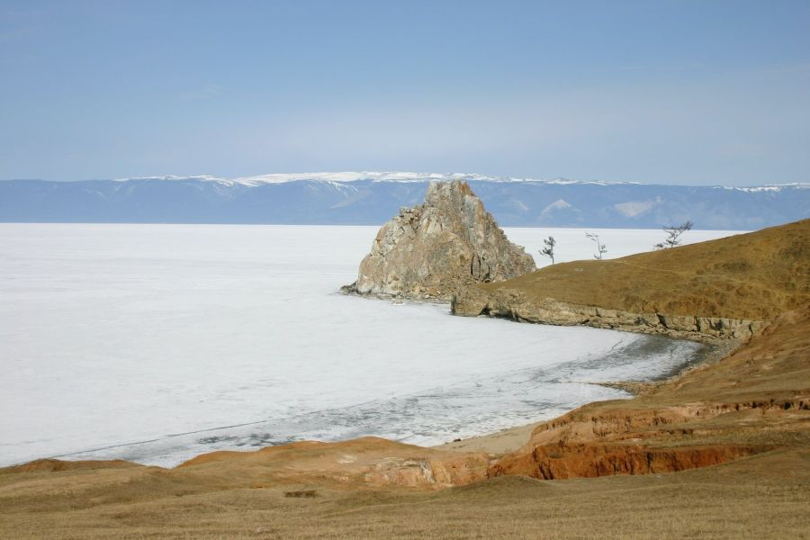 Places to visit in Russia Number 5 - Olkhon Island