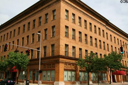Valentine Theater Original Facade Toledo OH