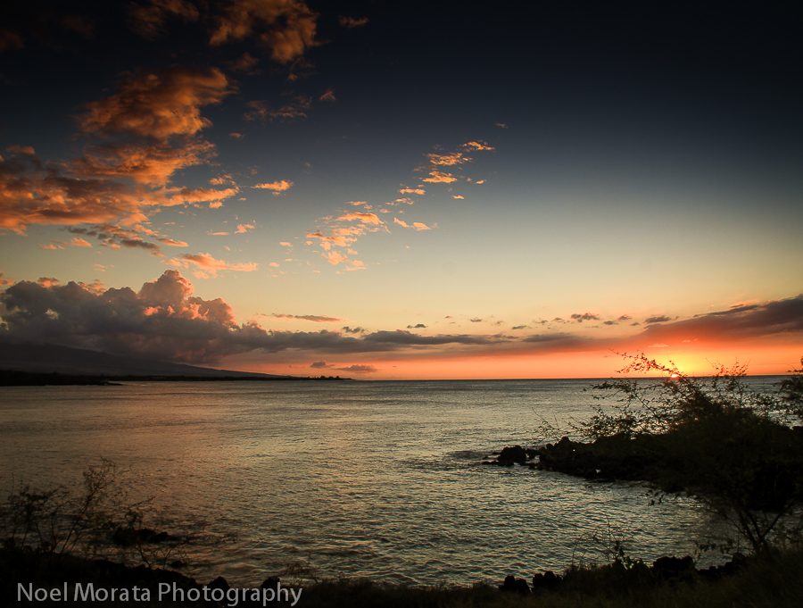 Sunsets In Hawaii