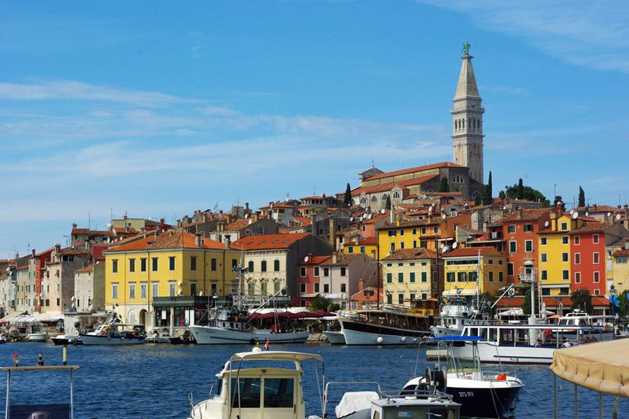 Istria skyline