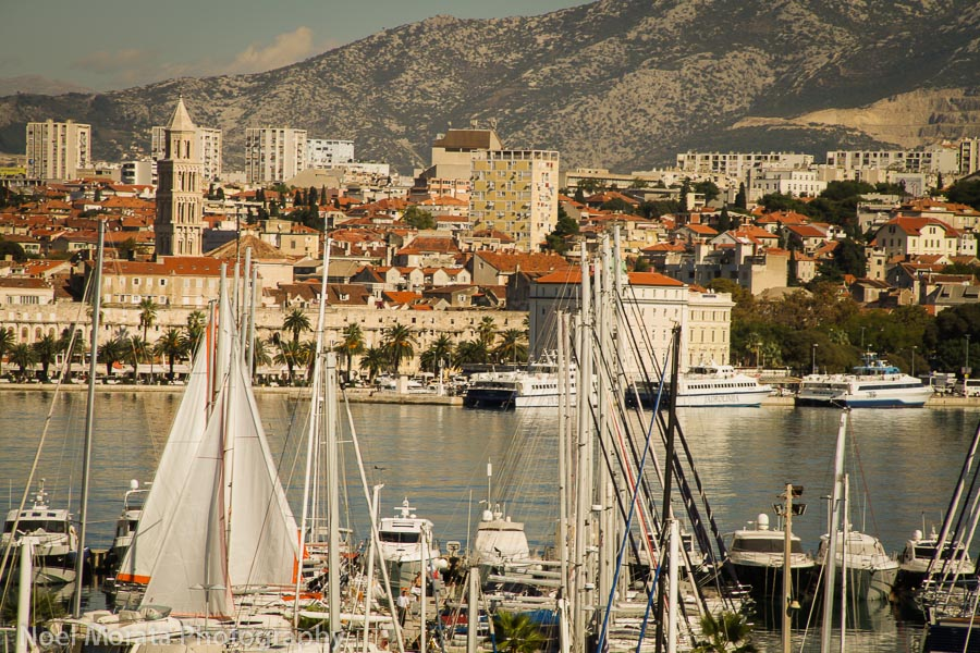 Split, Croatia - the most photo worthy spots to visit