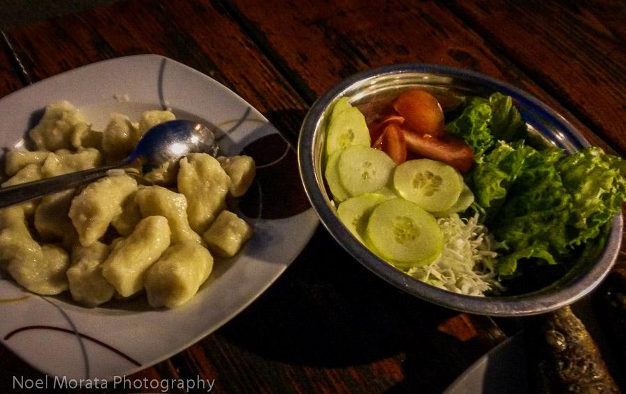 Dalmation food