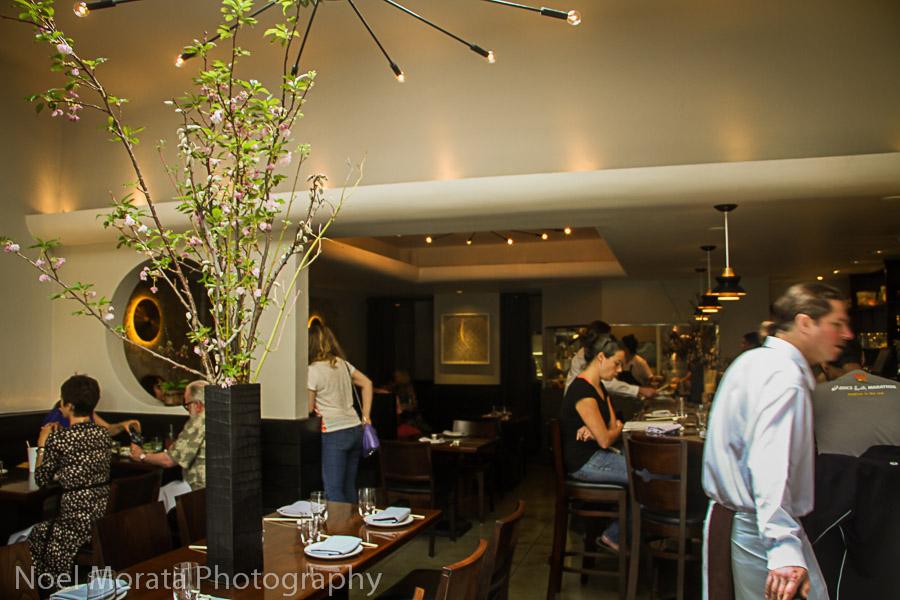 Iyasare Restaurant, 4th street